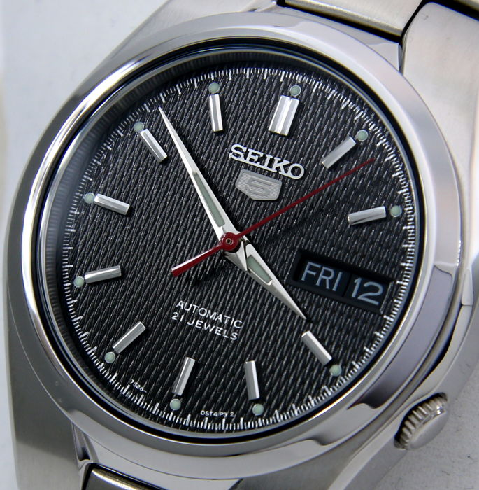 "Seiko - Unisex Automatic 21 jewels ""Sport Dial"" - ""NO RESERVE PRICE"" - Unisex - 2018"