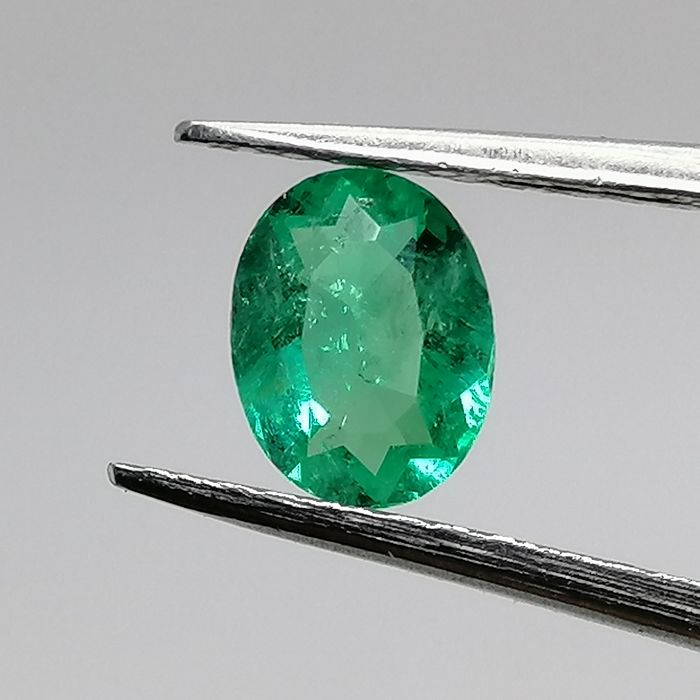 Esmeralda colombiana - 0.38 ct