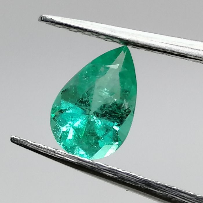 Colombiaanse Esmeralda - 0.52 ct