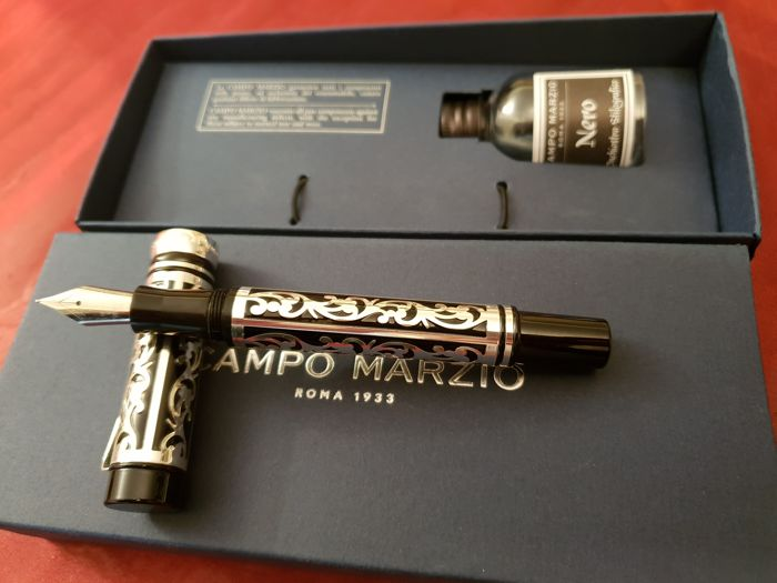 Campo Marzio  - Fountain pen - 1