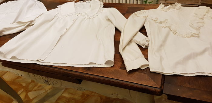 shirts (3) - Cotton