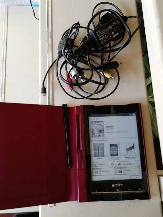 sony model prs-t1 - digital book reader