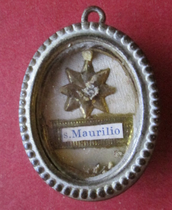 1st category, Reliquary - San Maurilio Bishop - First half 19th century