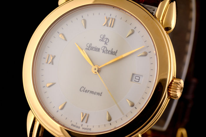 Lucien Rochat - Clermont Gold 18K Automatic - 21.240.011 - Homme - 1990-1999