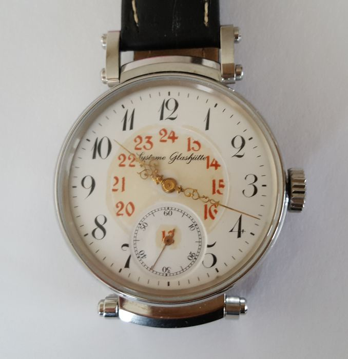 Systeme  Glashütte - Marriage watch  - Unisex - 1901-1949