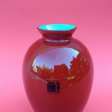 Carlo Moretti - Glass object - Glass, Glass (stained glass)