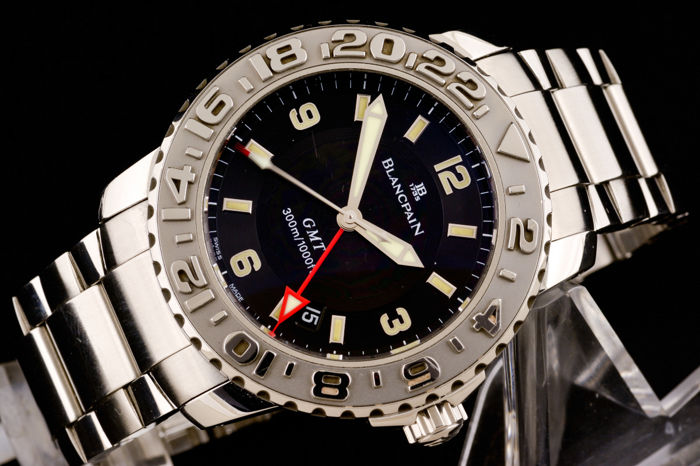 Blancpain - GMT Trilogy Collection - 2250-1130-71 - Uomo - 2000-2010