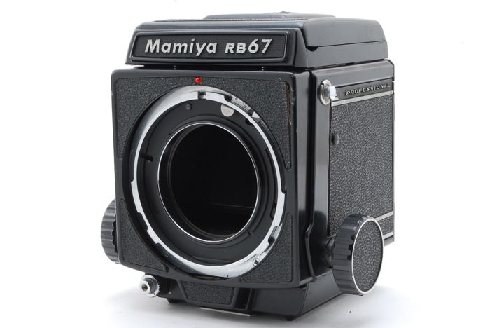 Mamiya RB67 Pro Body Only Medium 6x7 Format Film Camera From Japan 951