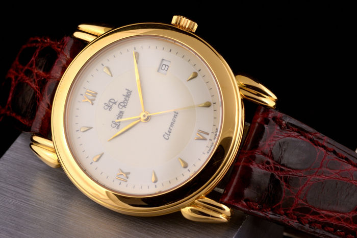 Lucien Rochat - Clermont Gold 18K Automatic - 21.240.011 - Heren - 1990-1999
