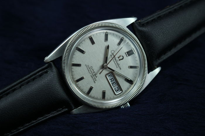Omega - Constellation Dress Luxury White Gold Bezel - Heren - 1970-1979