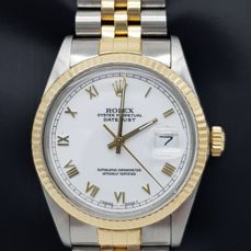 Rolex -  Oyster Perpetual Datejust  - 16013  NO RESERVE PRICE - Heren - 1980-1989