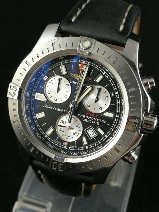 Breitling - Colt Chronograph - 44mm - A73388 - Homme - 2011-aujourd'hui