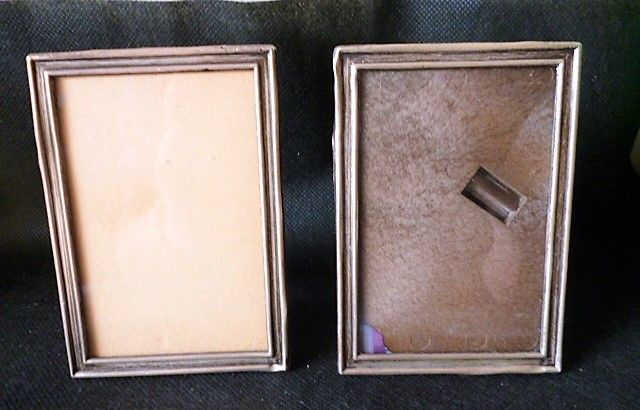 Picture frame (2) - .925 silver - Ευρώπη