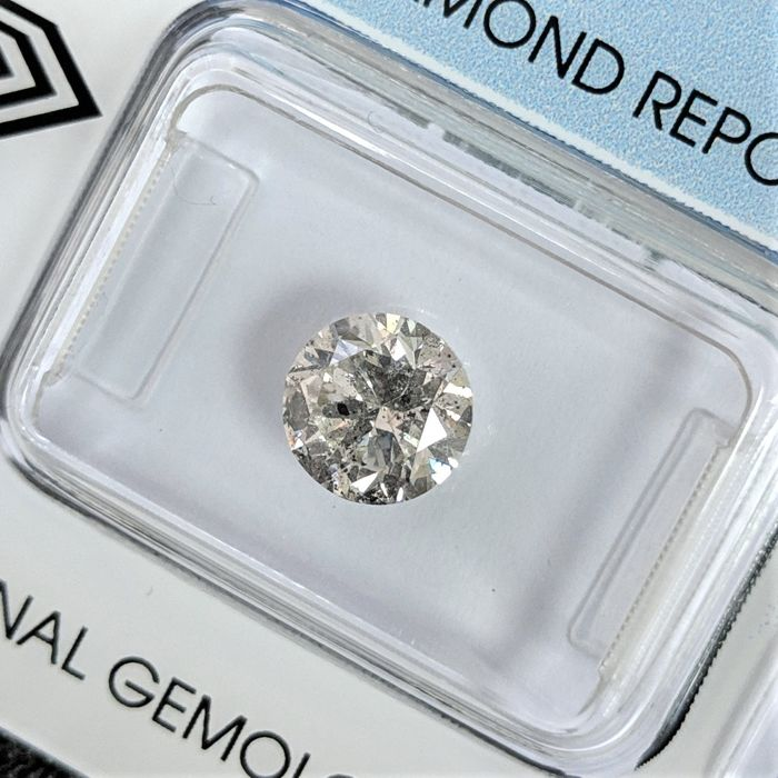 Diamant - 1.50 ct - Briljant - G - IGI Antwerp - No Reseve Price, P1
