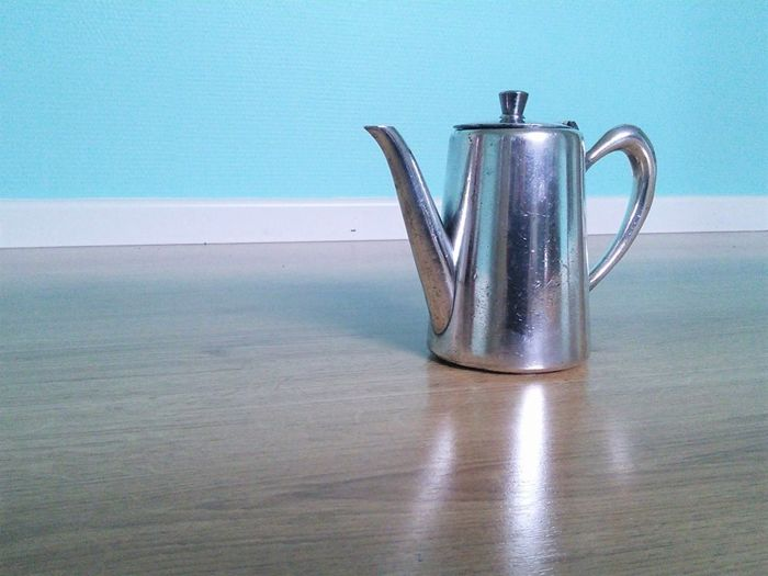 Christofle - Antique Teapot / Coffee - Argento, Placcato argento - Francia