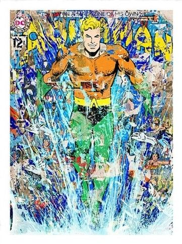 Mr Brainwash - Aquaman