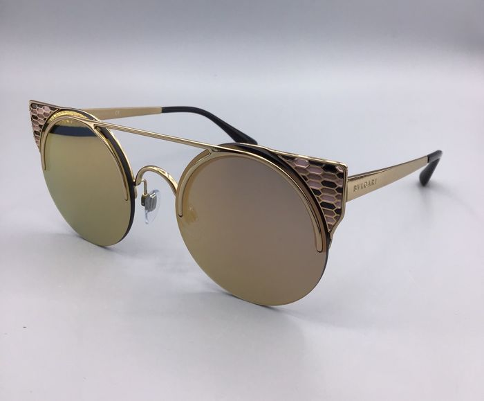 Soleil Bulgari New Nuovo Lunettes Sunglasses De Catawiki OP08nkw
