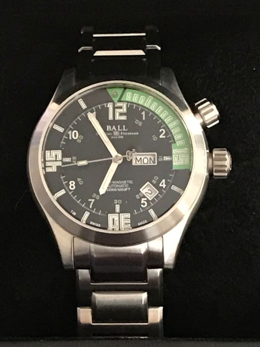 BALL - Engineer Master ll Diver - DM1020A - Men - 2011-present