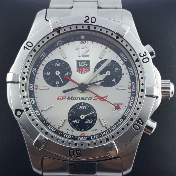 TAG Heuer - GP Monaco - Limited Edition - Ref: CK1116-0 - Men - 2011-present