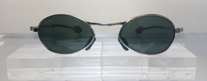 Bausch and Lomb Ray Ban USA - Orbs Prophesy Oval Wrap- W2574