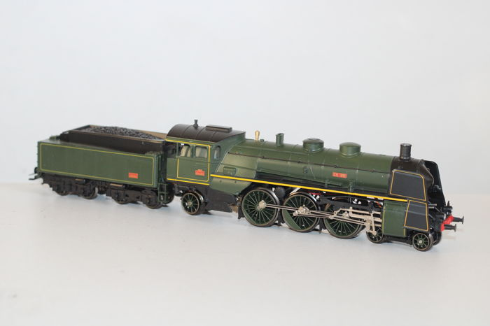 Märklin H0 - 3317 - Steam locomotive with tender - Series 231A - SNCF