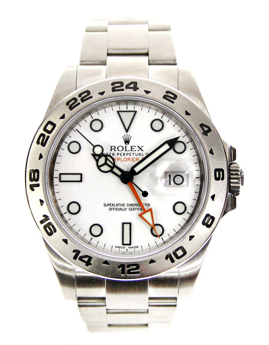 Rolex - Explorer II  - 216570 - Men - 2013