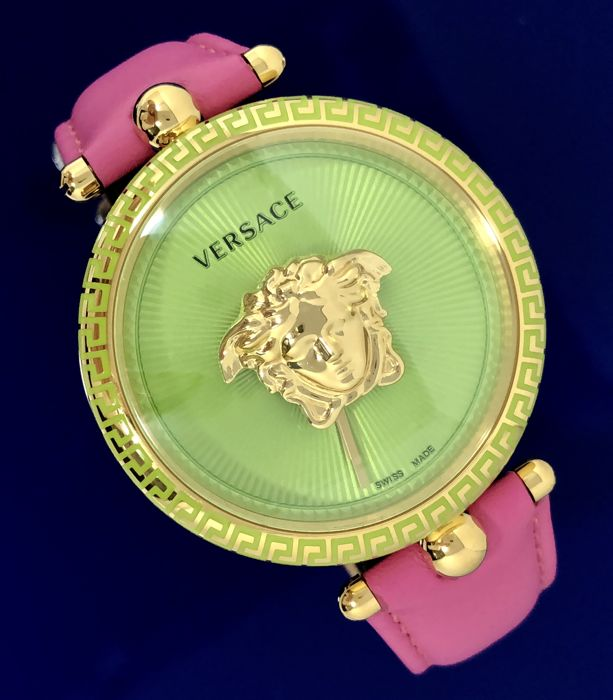 Versace - Palazzo Empire Tribute Edition Green and Pink - VCO030017 - Donna - 2011-presente