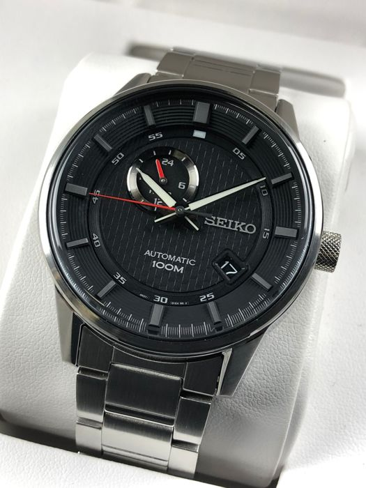Seiko - Sports Automatic - SSA381K1 - Heren - 2011-heden