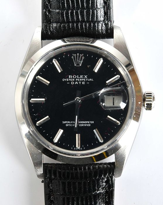Rolex - Oyster Perpetual date - 1500 - Heren - 1960-1969
