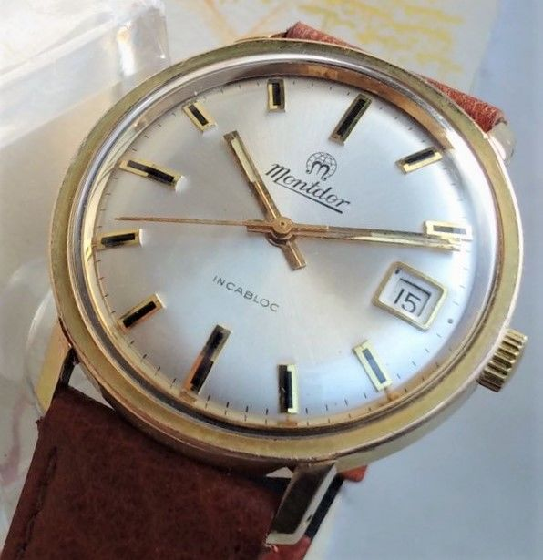 Montdor - Dato - Swiss made - Heren - 1950-1959