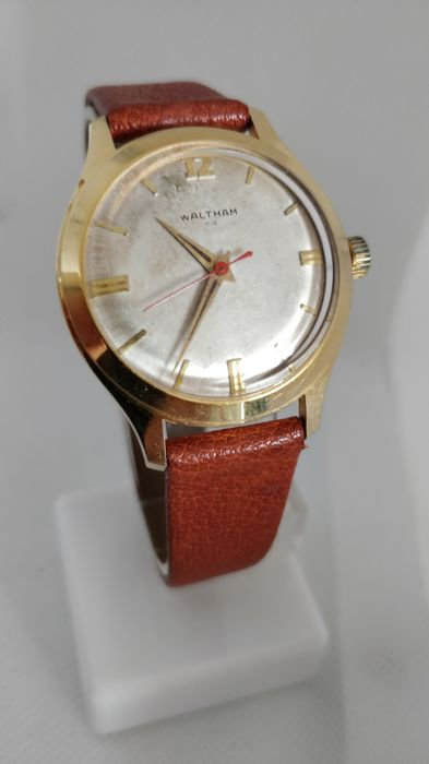 Waltham - Vintage model with box and manual - Men - 1950-1959