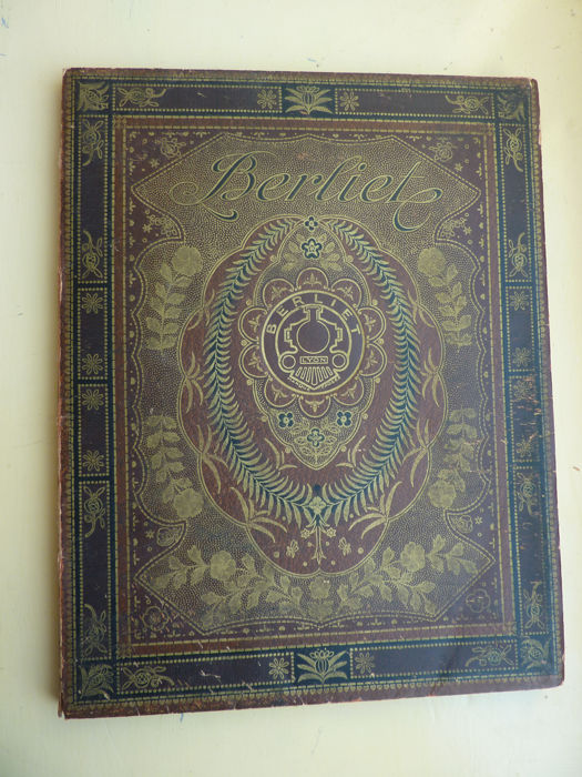 Brochures / catalogues - Une Visite Chez Berliet / Description de nos Modelés - 1908 (1 items)