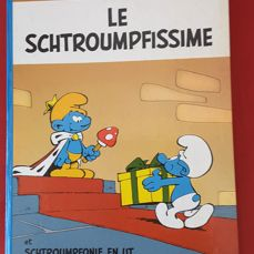 Les Schtroumpfs Tome 2 - Le Schtroumpfissime  - Hardcover - First edition - (1965)