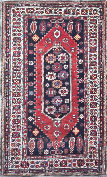 Shirvan antique - Carpet - 227 cm - 145 cm