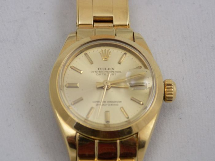 Rolex - Oyster Perpetual Lady Datejust  - Ref. 6916 - Mujer - 1973