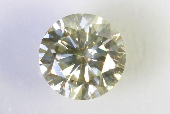 Diamante - 0.27 ct - Brillante - SI2 - IGI Certificate