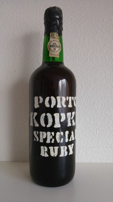 "1979  Kopke ""Special Ruby Port"" - 1 Bottle (0.75L)"