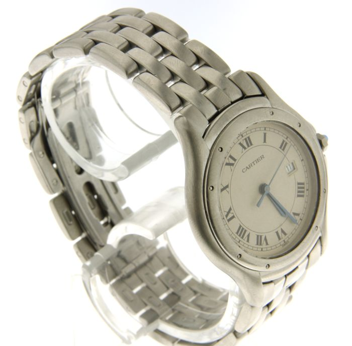 Cartier - Cougar Panthere - Ref. 987904 - Unisex - 2000 - 2010