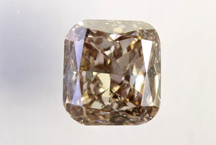 Diamond - 0.27 ct - Cushion - SI1  - IGI Certificate