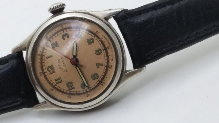 Curtis & Co. - Military Style Watch - Men - 1901-1949
