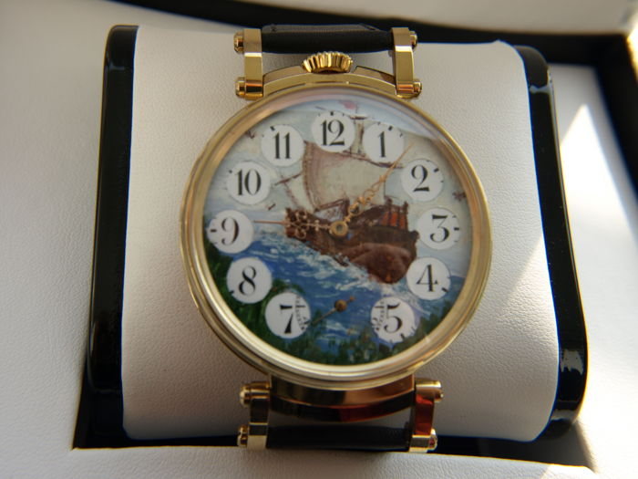 Pelican -  marriage watch NO RESERVE PRICE - Hombre - 1901 - 1949