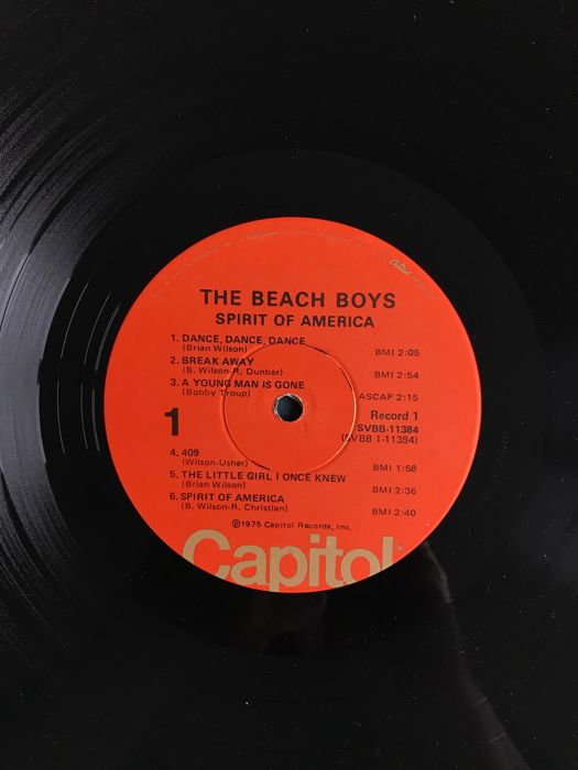 58bec90b7446f The Beach Boys - Lot of 16 items- All in VG+/NM condition - LP's ...