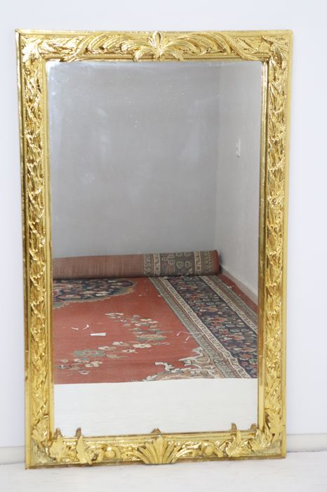 Wall mirror - Wood