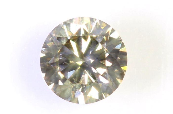 Diamond - 0.23 ct - Brilliant - SI2 - IGI Certificate
