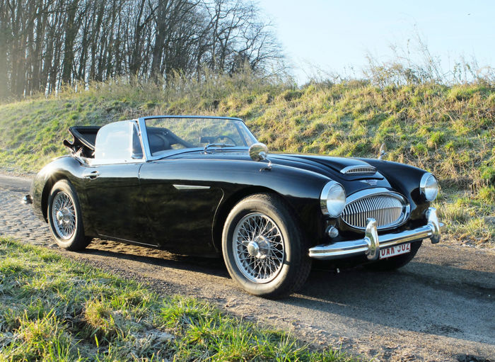 Austin Healey - 3000 Mark II (BJ7) - 1963