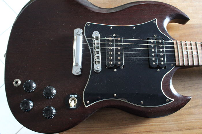 Gibson - SG - special faded worn brown - Electric guitar - USA - 2011 -  Catawiki