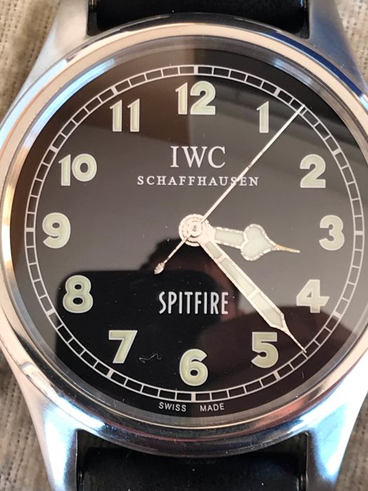 IWC - Spitfire Limited edition  - 3253 - Unissexo - 2000-2010