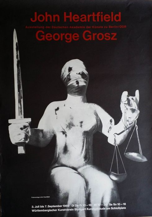 John Heartfield / George Grosz - John Heartfield / George Grosz