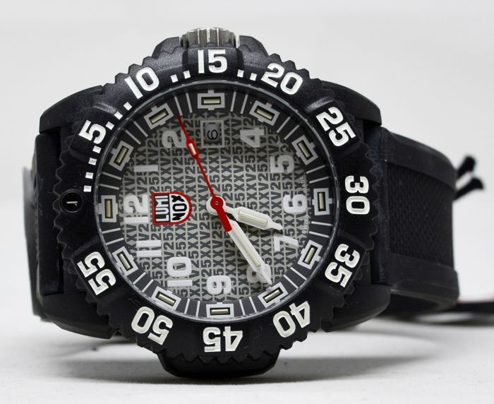 "Luminox - Navy Seal Colormark 3050 Series Limited Edition - XS.3057.25TH -  ""NO RESERVE PRICE"" - Herren - 2011-heute"