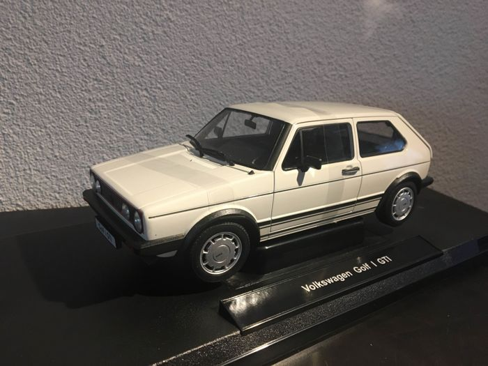 Welly Nex - 1:18 - Volkswagen Golf 1 GTI